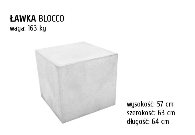 Ławka-Blocco
