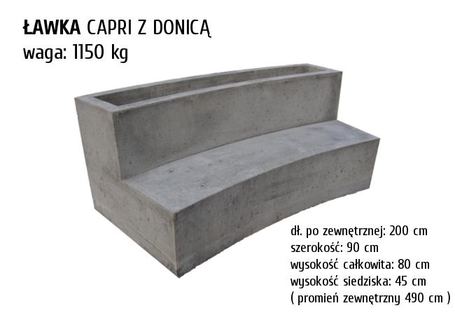 Ławka-Capri