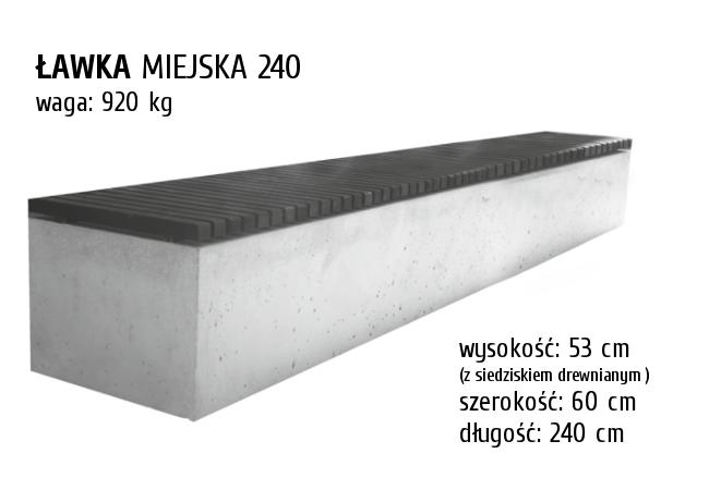 Ławka-Miejska-240