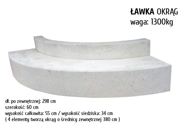 Ławka-Okrag