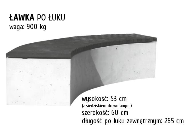 Ławka-Po-łuku