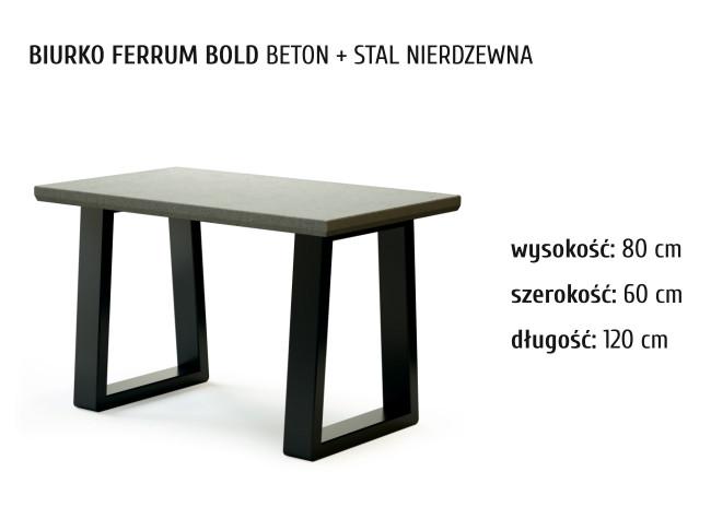 Biurko-Ferrum-Bold