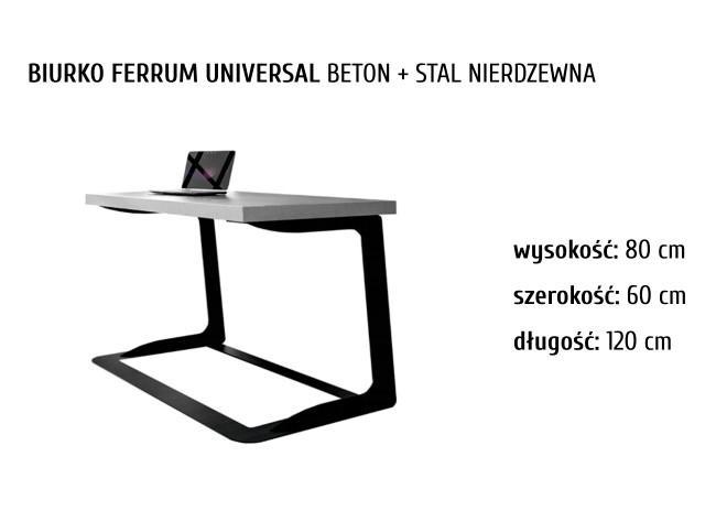 Biurko-Ferrum-Universal-Beton-Stal
