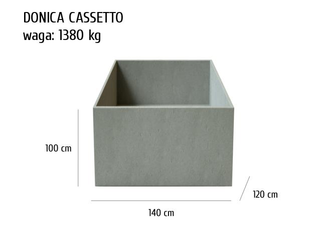 DONICA-CASSETTO