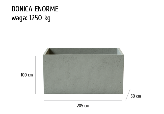DONICA-ENORME