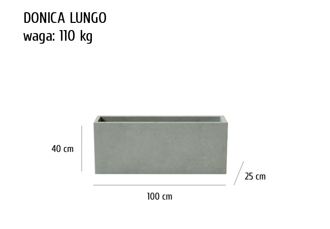 DONICA-LUNGO