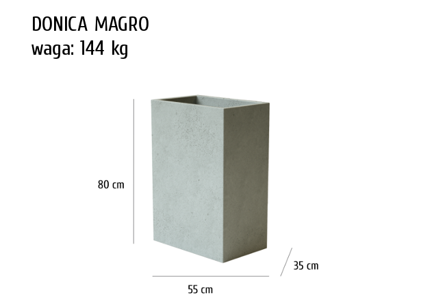 DONICA-MAGRO