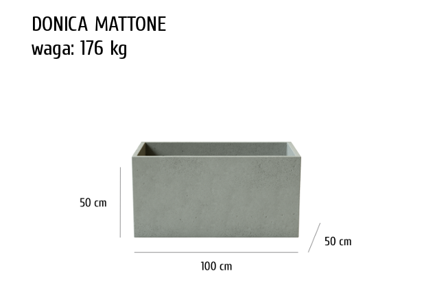 DONICA-MATTONE