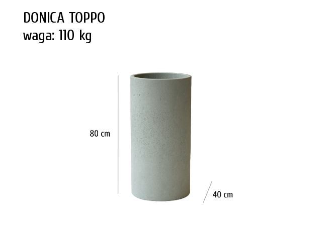 DONICA-TOPPO